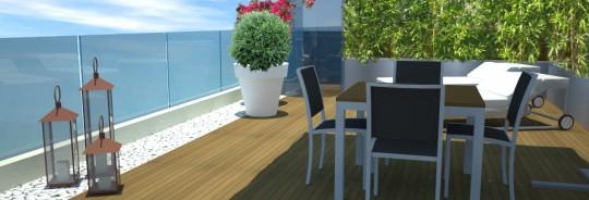 Lastrico solare e terrazza. Differenze - Studio Orlando ...