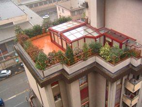 Piano attico e spese di riparazione terrazza ecco chi for Piani tetto veranda protette